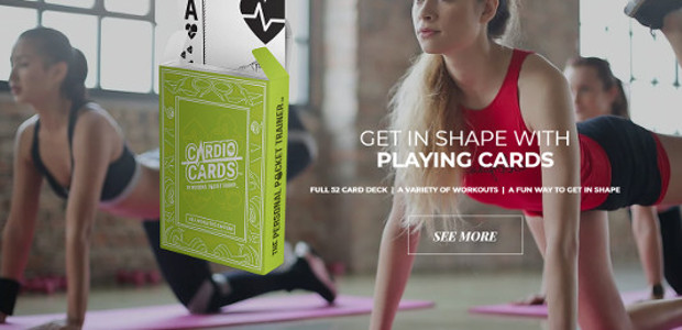 At Home Staying Safe… what about your cardio!? Check out these >> Cardio Cards… THE PERSONAL POCKET TRAINER! www.getcardiocards.com The inventors of Cardio Cards are gym owners at Transformer Fitness […]
