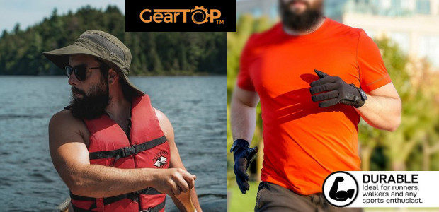 GearTOP, have a range of products people can trust for high levels of sun and wind protection. www.geartopdesign.com For the perfoemance gloves see :- www.pixelfy.me/NCKJbn Their Sun Hat with UPF […]