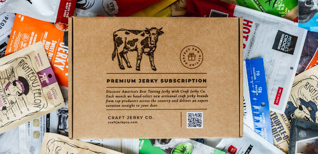 The most delicious Father's Day gift >> www.craftjerkyco.com This Father's Day, give Dad the gift of top-quality artisanal jerky with a subscription to Craft Jerky Co. Every month, Dad will […]