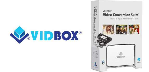 VIDBOX >> Video Conversion products to save your precious memories on VHS… Ideal for Grandfathers & Father's Day ! www.vidboxinc.com Moms, Father and Grandfathers have chased us around with a […]