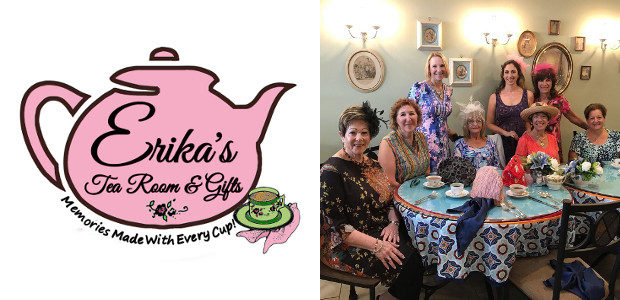 Erika's Tea Room & Erika's Tea Room Scones of the Clermont / Orlando, Florida USA area offers 'High Tea & Scones' in special gift boxes. They regularly create, bake and […]