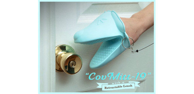 Just Look At These Adorable little retractable silicone mitts… so easy to attach to a belt loop or purse! www.etsy.com/shop/thedewdrops The CovMitt-19, an adorable line of retractable silicone mitts that […]