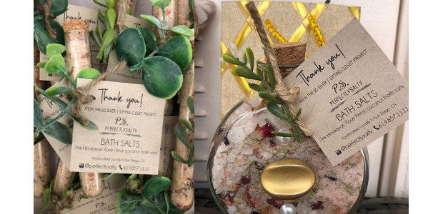 Perfectly Salty Salts for Cooking & Bath Salts/ shower scrubs follow @PerfectlySalty Be spoke Gifting Projects   Custom gifting   Events   Weddings   Corporate/ Clients   Projects  Eco- Sustainable  […]