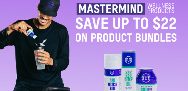 Mastermind Bio-Wellness ideas for the Rugby lover you probably haven't thought of! www.mastermindcbd.com Mastermind CBD have what any athlete is looking for: Energy, Recovery and a good night's rest! Thier […]