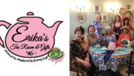 Experience Erika's Tea Room Customized High Tea & Scone Gift Sets! 'Summer Essentials & Vacation Staycation ideas!' Keeping Summer Alive! Summer Tea Parties are a wonderful must-have experience! Many women […]