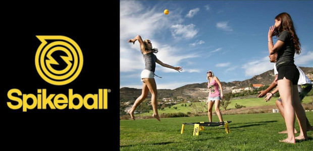 Spikeball = best bank holiday weekend ever! www.spikeball.com Looking for inspiration for bank holiday weekend… introducing you to Spikeball! What is it? • Spikeball is played 2 vs 2 (but […]