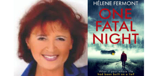 ONE FATAL NIGHT Hélene Fermont 24th September|paperback £7.99 I ebook £2.99 Available via Amazon and to order in all good bookshops 'Fermont writes … with a unique 'Scandinavian noir' tone […]