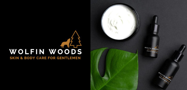 """Wolfin Woods Skin & Body Care for Gentlemen www.wolfinwoods.com """"Wolfin Woods was started by my father and me to provide the best quality grooming products to the modern gentleman. Our […]"""