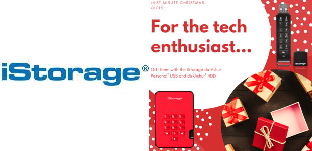 iStorage, the trusted global leader in secure data storage solutions. Two products that are brilliant christmas tech gift ideas, the datAshur Personal2 encrypted USB flash-drive and diskAshur2 encrypted HDD, two […]