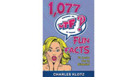 1,077 WTF Fun Facts: To Leave You In Disbelief… by Charles Klotz… on Amazon! Buy now at :- www.amazon.com/dp/B08KWL5G3Y Did you know that the state of Mississippi only ratified the […]