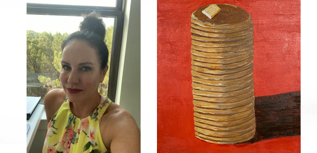 Coronavirus Pandemic inspires 2 hour course in painting… now a successful online business selling all over the world! Introducing Artist Nancy Murphy (AKA Yellow Dot Artist) & her favourite piece […]