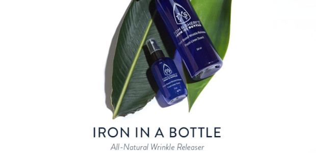 Tom & Sheri's Iron in a Bottle great Mother's Day Gift Idea! But How Does It Work So Well! www.tomandsherisproducts.com Iron in a Bottle's an all-natural wrinkle releaser spray for […]