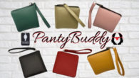 Panty Buddy… an extra hand just when you need itmost … pantybuddy.com The PantyBuddy is a wristlet that protects your panties from the germ lurking in public restrooms. It is […]