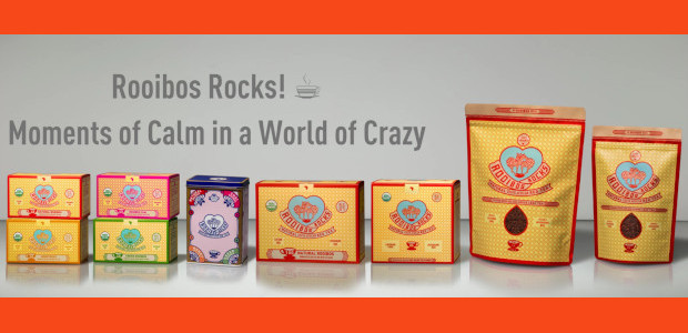 An ideal gift for Mother's Dayrooibosrocks.com Rooibos Rocks Variety Tea Tin is a great gift for Mothers Day. Rooibos Rocks Tea is 100% organic and 100% natural with no colourants, […]