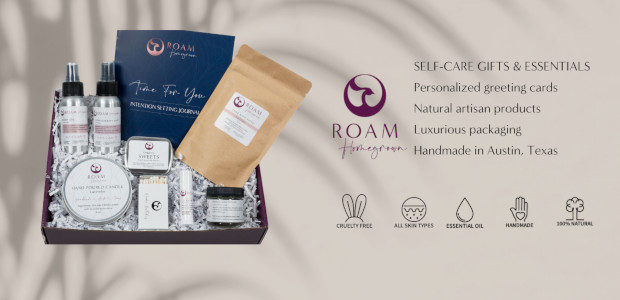 ROAM Homegrown all natural skin care products Easter Gift Box ! roamhomegrown.com ROAM Homegrown make all natural skin care products and gift sets designed for self care. All of our […]