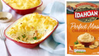 Tasty recipes from Idahoan Perfect Mash to give you some inspiration as we celebrate the arrival of Spring! idahoan.co.uk Ideal for enjoying throughout the Easter Holidays to get you into […]