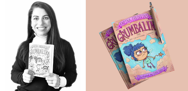 The first in a new series of children's books – Grumbalina and The Day Everything Changed has been released, written by author Karina Fredericks. A delightful and colourful new set […]