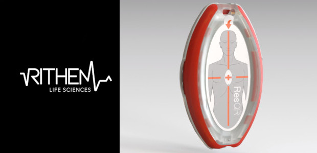 A New Handheld, CPR Aid to the ResQ(R): Rithem Life Sciences' Portable Device Helps Anyone Become a First Responder rithemls.com After a personal incident involving the tragic and sudden loss […]