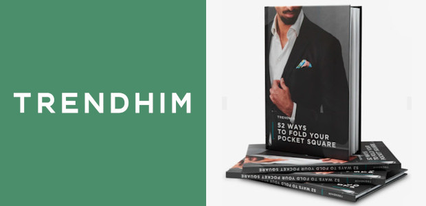 BOOK REVIEW & GIVEAWAY! Such A Great item ! Even for visitors to your office or home… Its a coffee table delight … trendhim.co.uk 52 WAYS TO FOLD YOUR POCKET […]