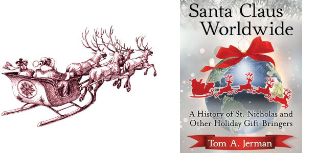 Santa Claus Worldwide Documents History of Famous Gifter and Others Like Him from Around the Globe Asheville, NC, August 2, 2021 — Santa Claus, as we know him, didn't originate […]
